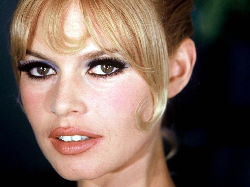 Brigitte Bardot - trucco stupendo