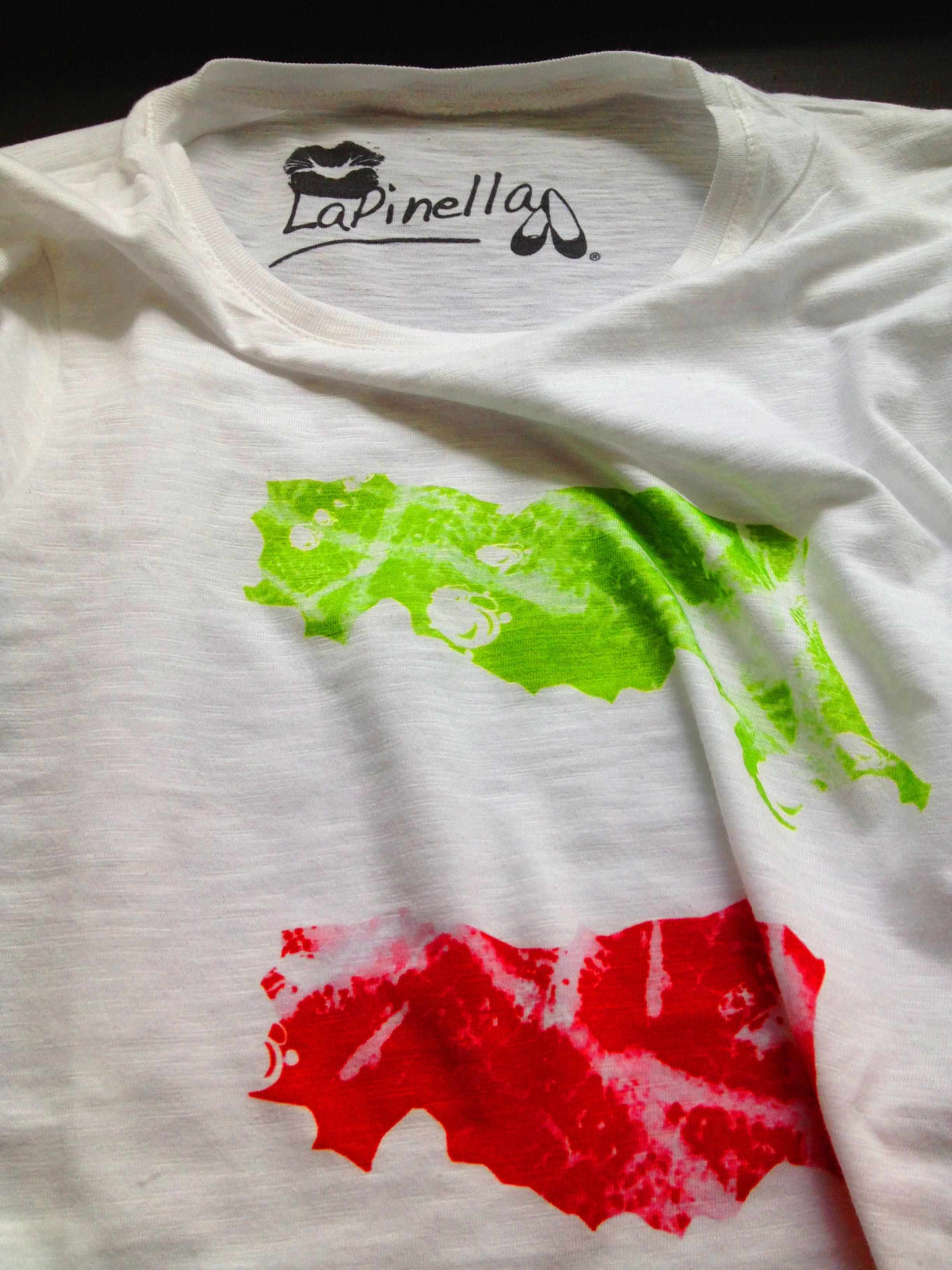 t-shirt per l'Emilia 2