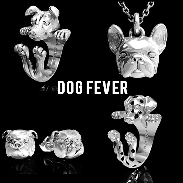 Dog fever-animal