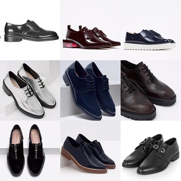 selezione scarpe stringate -0
