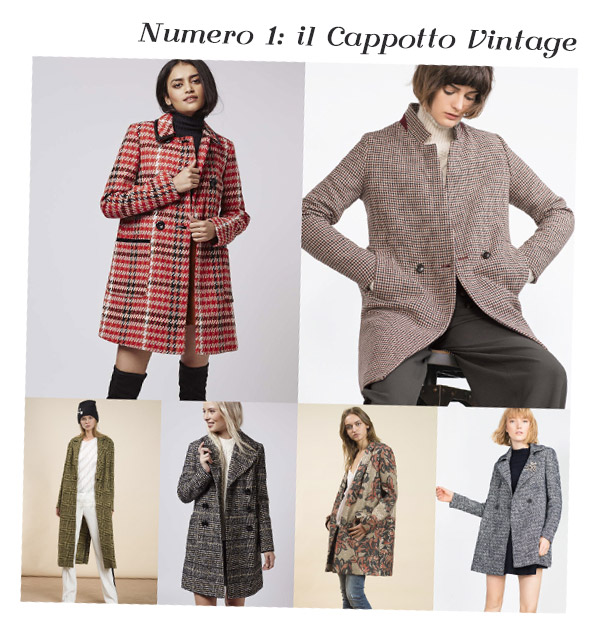 il cappotto vintage