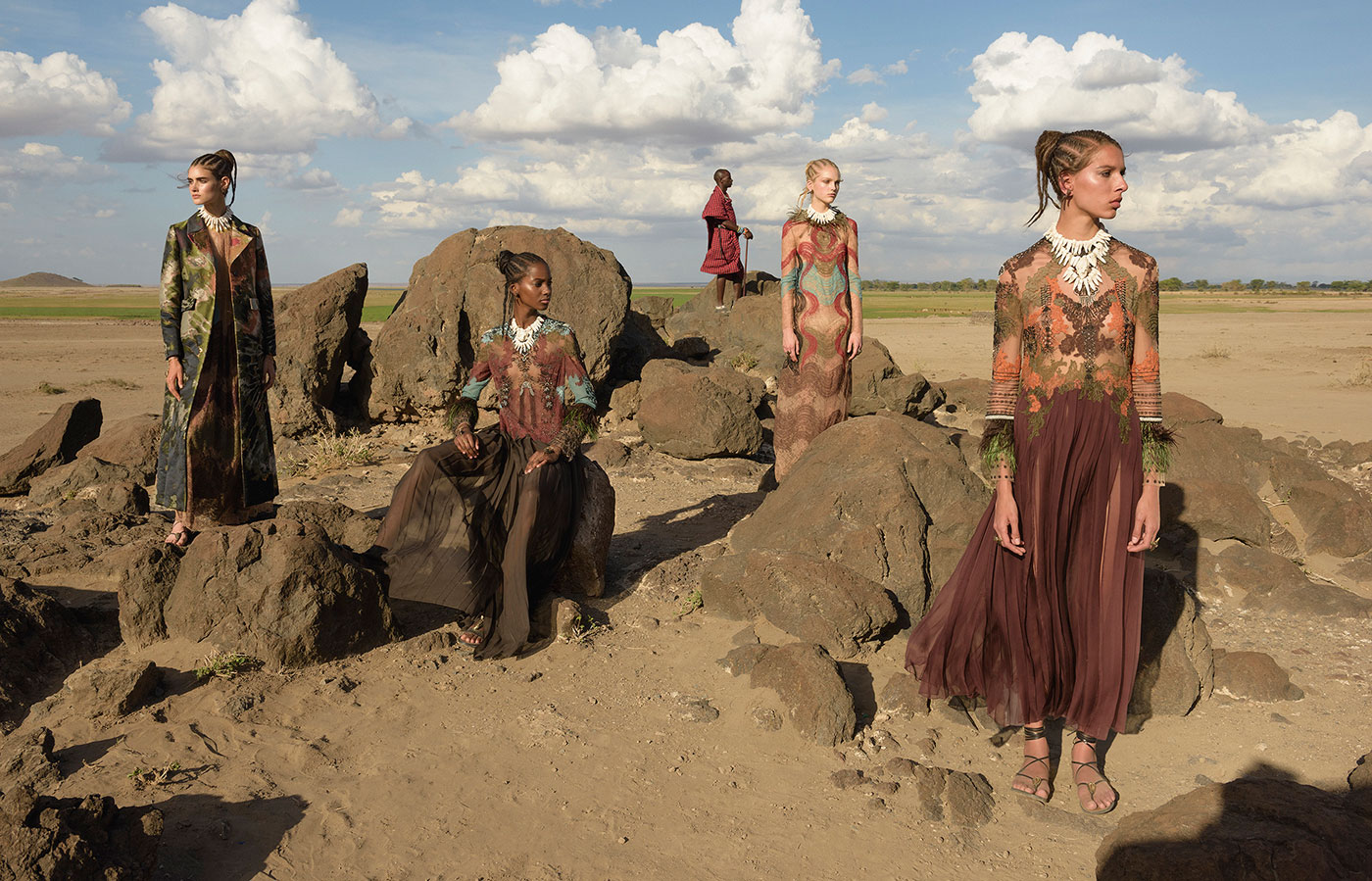 © Steve McCurry for VALENTINO primavera/estate 2016