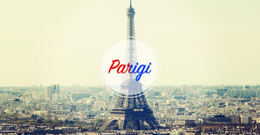 Parigi - LaPinella City