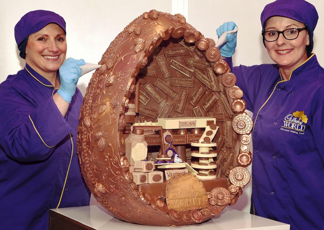 Uova di Pasqua Cadbury