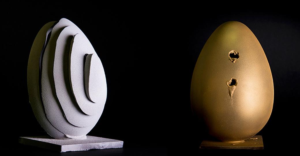 uova di Pasqua - Bompiani Roma