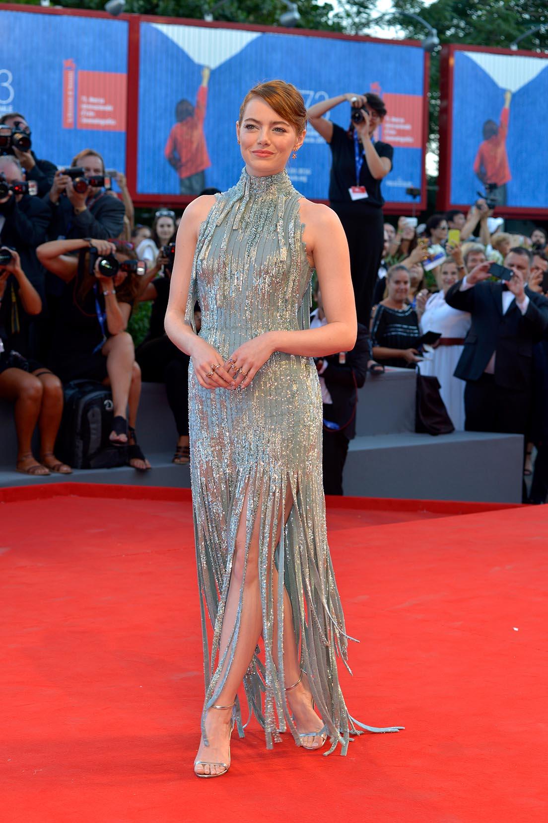 Emma Stone - Mostra del Cinema di Venezia