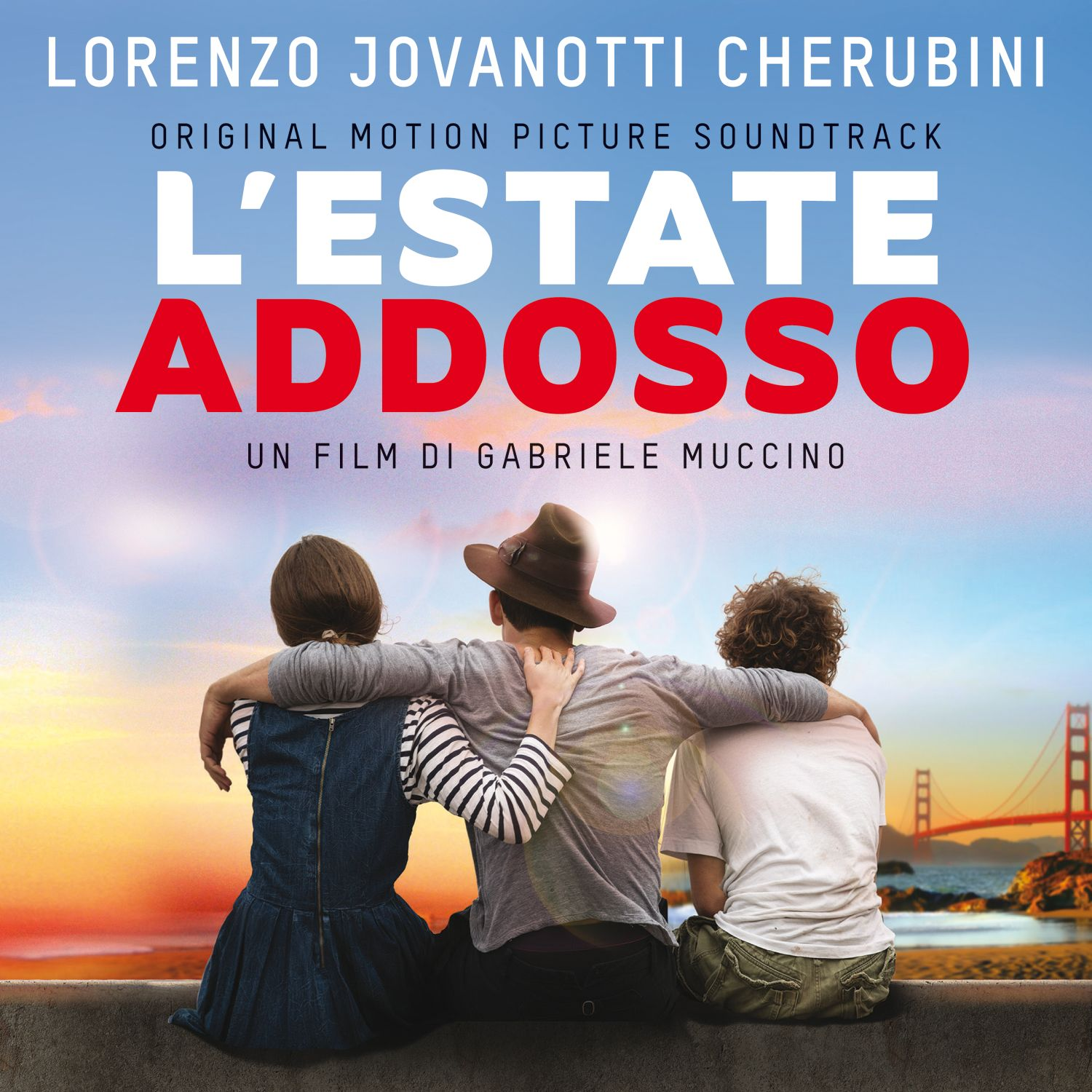 Estate addosso - soundtrack