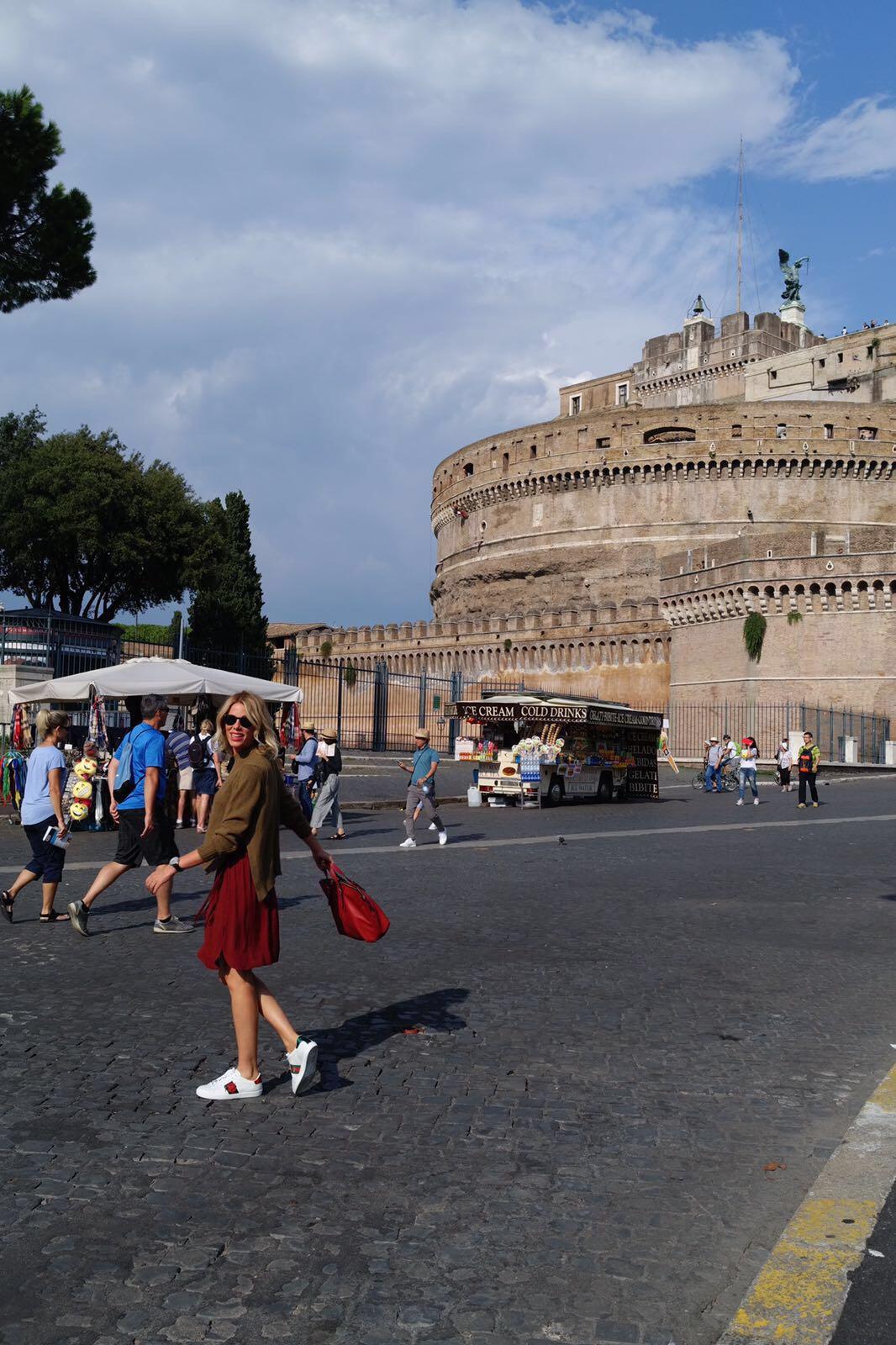 Tour Romano - Castel Sant'Angelo