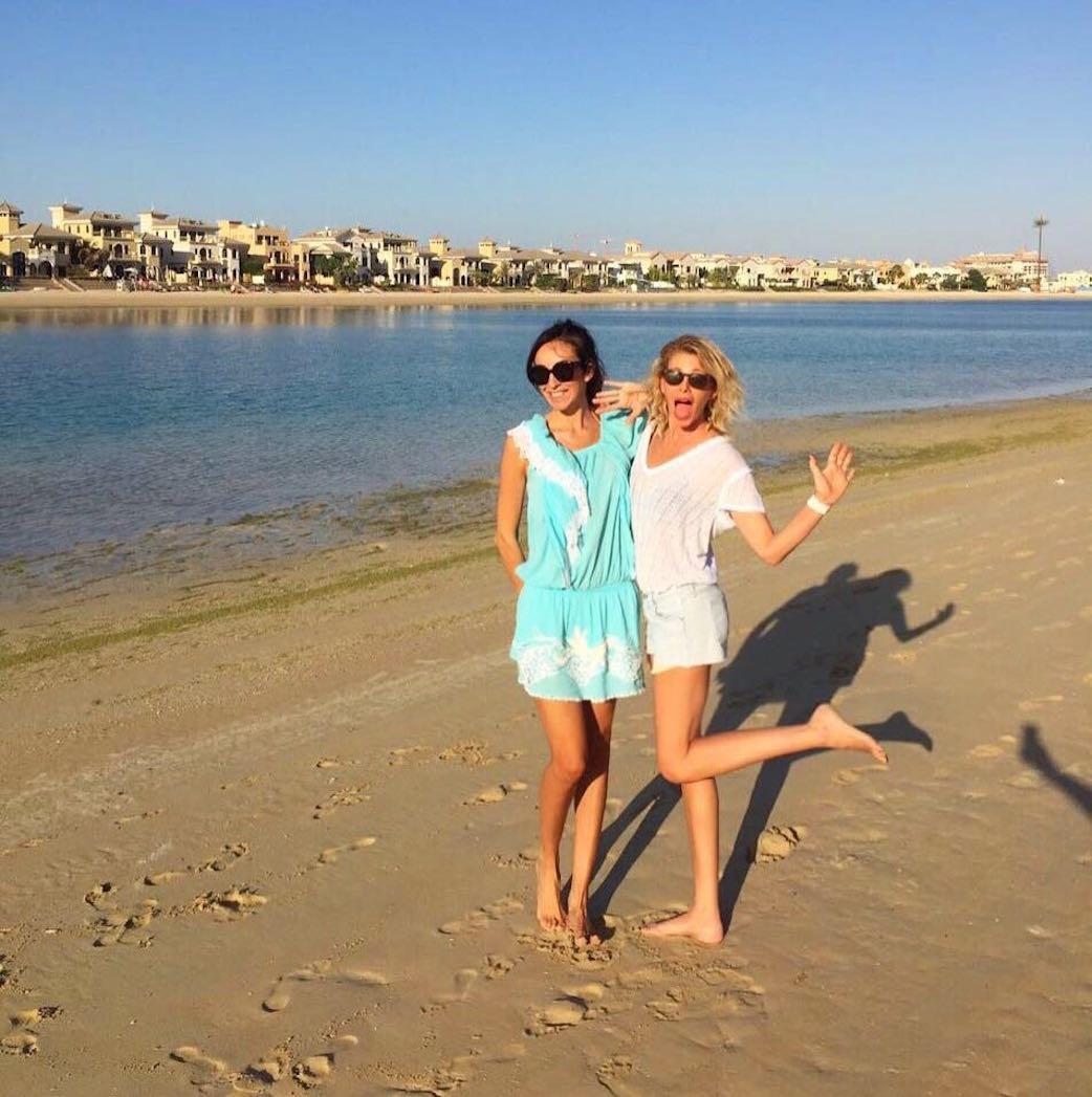 alessia-marcuzzi-dubai-michela-spiaggia
